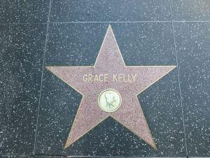 Hollywood Boulevard dans Le Salon de musique Etoile-Grace-Kelly