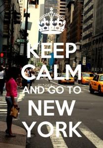 Keep Calm! dans Les USA nyc-209x300