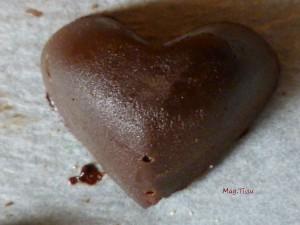 Coeur choco